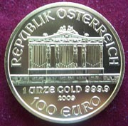 1/4 Oz Gold Wiener Philharmoniker