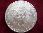 1 Oz Silber American Eagle 2018