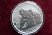 1 Kg Silber Australien Koala 2016/17